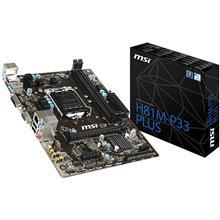MSI H81M-P33 Plus LGA 1150 Motherboard